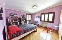 camera matrimoniale mansardata