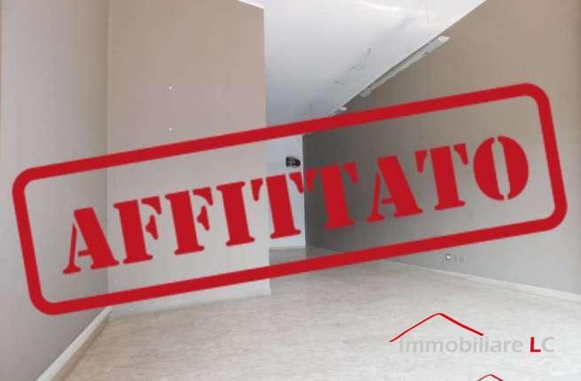 """Arese in affitto:Centro Commerciale """"Le Mimose"""" Negozio"""